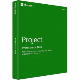Microsoft Project 2016...